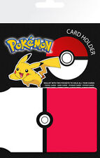 Pokemon Pokeball Official Oyster Card Card Holder Money Wallet