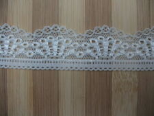 Beautiful high-quality embroidered stretch lace ribbon 5 yards,free shipping!