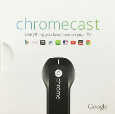Genuine Authentic Google Chromecast Media Streaming Device (H2G2-42) - VG