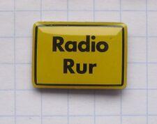 RADIO RUR  ............... Sender-Pin (128d)