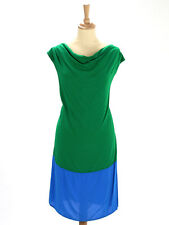 Closet BNWT Womens Colour Block Tunic Dress with Zip Detail Size  14