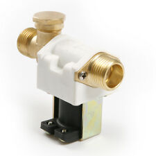 """New 12V Electric Solenoid Valve Magnetic DC N/C Water Air Inlet Flow Switch 1/2"""""""
