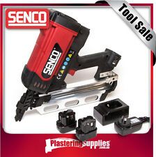 Senco Cordless Clipped Head Gas Framing Nailer Nail Gun 50-90mm SGF40