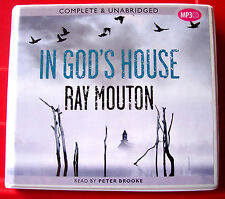 Ray Mouton In God's House MP3-CD UNABR.Audio Peter Brooke Catholic Church Crime