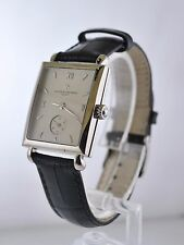 Vacheron Constantin Men's Watch 18K WG Rectangular Case Sub-dial - $35K VALUE