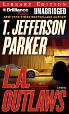 L. A. Outlaws by T. Jefferson Parker  MP3 CD *LIBRARY EDITION