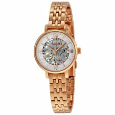 FOSSIL Ladies WATCH Mechanical Jacqueline ROSE GOLD  ME3072 Stainless Steel $265