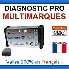 Valise de Diagnostic PROFESSIONNELLE MPM-COM / valise Diagnostic PRO OBD2