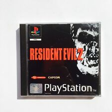 Resident Evil 2 Con Manual Ps1 Playstation 1 Pal España Como Nuevo