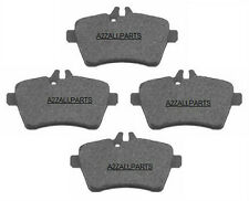 FOR MERCEDES A150 A160 A170 1.5 1.7TD 2.0 05 06 07 08 09 10 FRONT BRAKE PADS SET