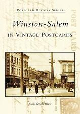 Winston-Salem in Vintage Postcards   (NC)  (Postcard History Series)