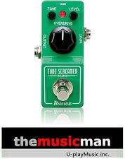Ibanez TS Mini Tube Screamer Mini - Overdrive Guitar Effects Pedal **New**