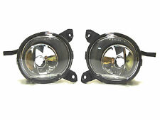 Toyota Corolla 2005-2007 front bumper fog-lights pair right+left (RH+LH) *