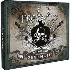 """Frei.wild """"gegengift"""" 10 Jahre Jubiläumsedition 2CD + DVD NEU"""