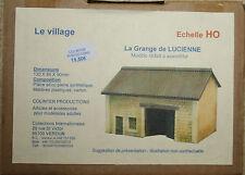Colinter Productions : La grange de Lucienne   - HO