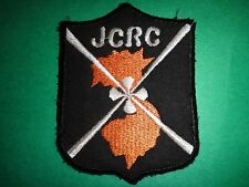 US Army MACV JCRC Joint Casualty Resolution Center Patch