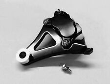 DNA 2000-2005 SOFTAIL 4-PISTON BLACK REAR BRAKE CALIPER KIT HARLEY