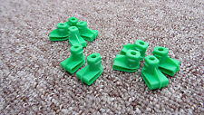 SAAB Plastic Grommet Nut for Screws- Bumper to Wing/Headlight Grille 10Pcs