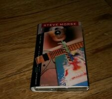 High Tension Wires by Steve Morse Cassette Tape 1989 Jazz Fusion Rock Classic