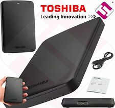 "DISCO DURO 2000GB TOSHIBA CANVIO BASICS USB 3.0 PORTABLE 2.5"" 2TB TOP VENTA"