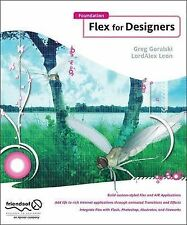 Foundation Flex for Designers, Greg Goralski, Lord Alex Leon, Very Good