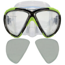 RX Prescription Optical Scuba Dive Snorkeling Mask NEW