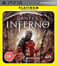 Dante'S INFERNO ~ ps3 (in ottime condizioni)