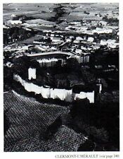 1976  --  CLERMONT L HERAULT   VUE AERIENNE    3L085
