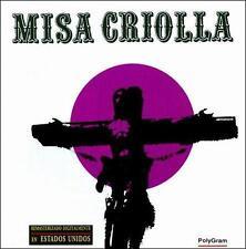 RAMIREZ ARIEL-MISA CRIOLLA (REMASTERIZADO)  CD NEW