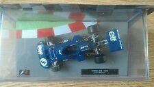Tyrrell 006 - 1973 (Jackie Stewart)   New & box 1:43 diecast model