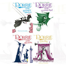 Dorrie the Little Witch Collection By Patricia Coombs 4 Books Dorrie & the Play