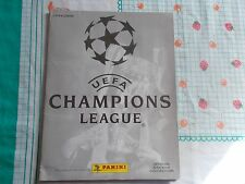 ALBUM FIGURINE CALCIATORI PANINI CHAMPIONS LEAGUE 1999-2000 COMPLETO