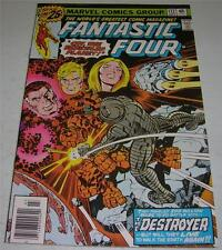 FANTASTIC FOUR #172 (Marvel 1976) DESTROYER app! Kirby cover & Perez art (VF-)