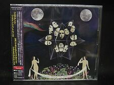 JESS AND THE ANCIENT ONES Second Psychedelic Coming:The AquariusTapes+1JAPAN CD