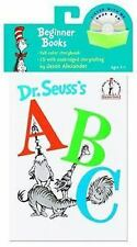 Book and CD: Dr. Seuss's ABC Book and CD by Dr. Seuss (2005, Mixed Media)