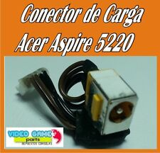 Conector de Carga Acer Aspire 5220 Power Jack Cable