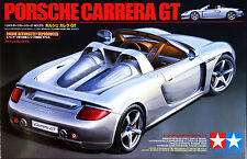 Tamiya 24275 Porsche Carrera GT 1/24 scale kit
