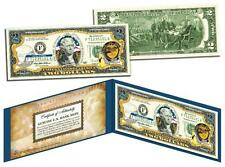 OREGON Statehood $2 Two-Dollar Colorized US Bill OR State *Genuine Legal Tender*
