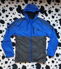 Adidas Windbreaker Lightweight Jacket Tracksuit Top Gym Running Originals Sz M