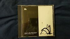 BAD LIEUTENANT - NEVER CRY ANOTHER TEAR. CD