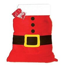 PERSONALISED ANY NAME CHRISTMAS SANTA SACK STOCKING XMAS GIFT BOY OR GIRL SAPL