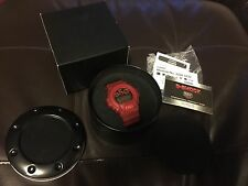 RARE CASIO G SHOCK TRANSPARENT RED JELLY DW-6900CL CLOT LIMITED COLLABORATION