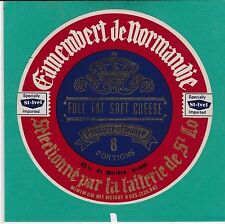I614 FROMAGE CAMEMBERT SAINT LO MANCHE