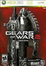 Gears of War 2 -- Limited Edition (Microsoft Xbox 360, 2008) GOOD