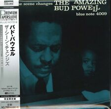BUD POWELL-THE SCENE CHANGES-JAPAN MINI LP PLATINUM SHM-CD Ltd/Ed I71