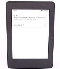 Amazon Kindle Paperwhite, 3rd Gen, Wi-Fi, Black, 40-4A