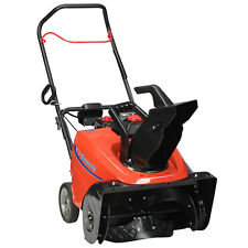 "Simplicity SS7522E (22"") 163cc Single Stage Snow Blower w/ Electric Start"