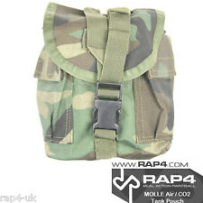 MOLLE Vertical CO2 Air Tank Pouch (Large) (DPM) [FL4]