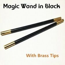 Magic Wand With Brass Tips! - A Huge Magic Wand For A Huge Magic Act!