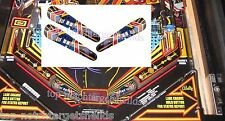 *SALE* DR. WHO- Pinball Flipper Cushioned Armour Mod-3 piece set